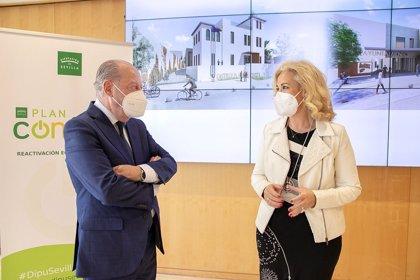 Contigo.- Castilleja de la Cuesta prevé un nuevo Ayuntamiento por 2,6 millones y un plan de empleo