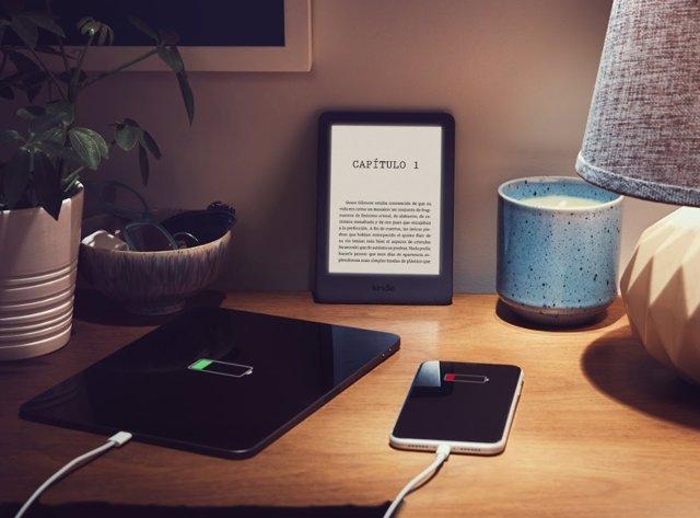 Archivo - Kindle