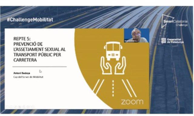 La novena edició de l'SmartCatalonia tractarà la transformació digital del transport públic.