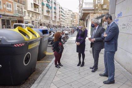 El Ayuntamiento evalúa las opciones para ubicar contenedores accesibles