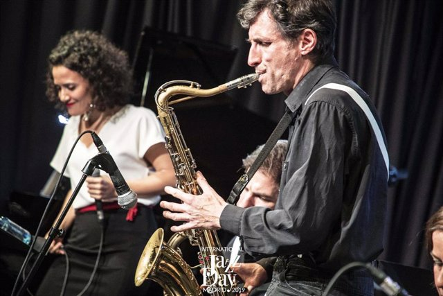 Archivo - El International Jazz Day Madrid 2021