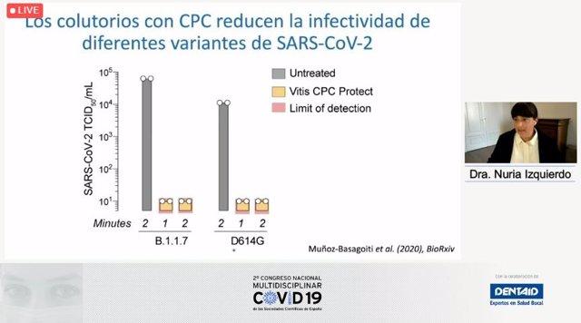II Congreso Nacional Multidisciplinar COVID-19 de las Sociedades Científicas de España.