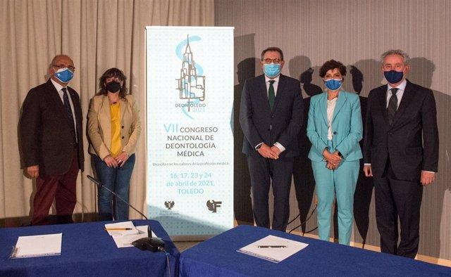 VII Congreso de Deontología