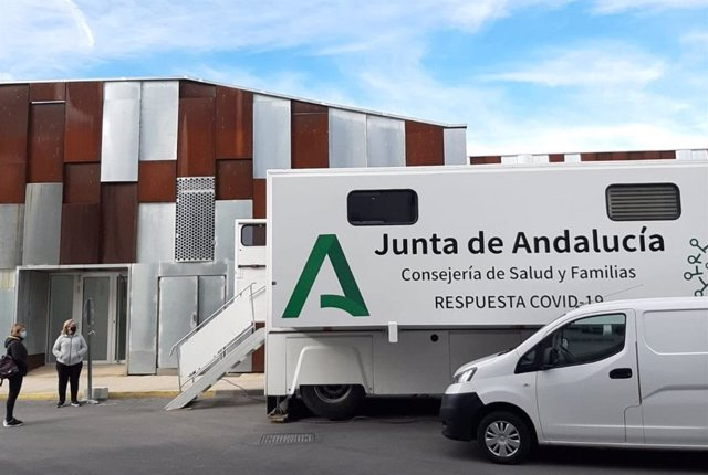 Archivo - Cribado en Vélez-Rubio (Almería)