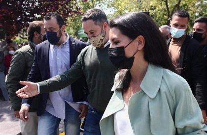 Vox abre campaña en Móstoles con la intención de teñir de 'verde' el 'cinturón rojo' y conseguir apoyos en el sur
