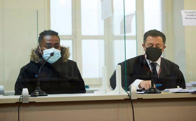 Autor confeso crimen machista Laredo, en el juicio