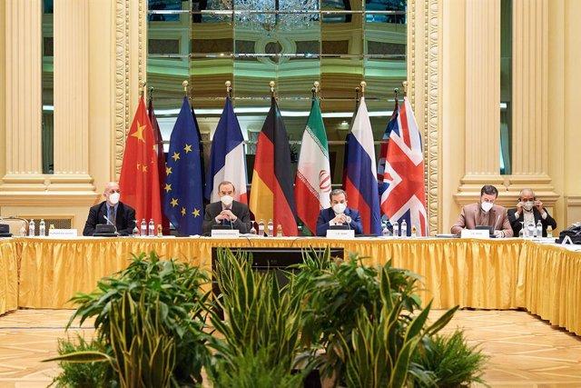 Reunión de la comisión conjunta del acuerdo nuclear sobre Irán