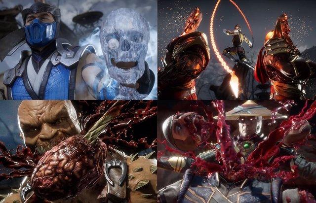 Los 10 Fatality Más Bestiales De Mortal Kombat