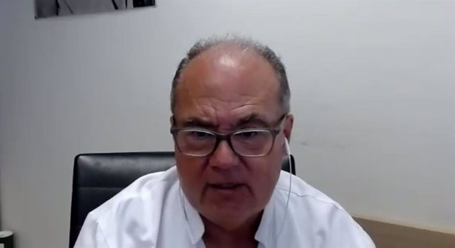 Archivo - Arxiu - Antoni Trilla, cap del servei de Medicina Preventiva i Epidemiologia de l'Hospital Clínic.