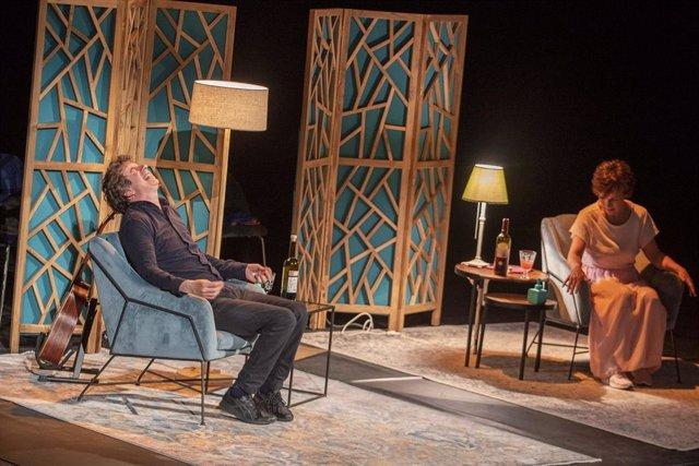 Gabino Diego y Cecilia Solaguren agotan entradas en una divertida comedia sobre la pareja y el sexo