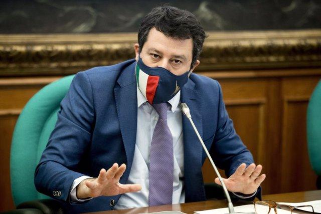 L'exministre d'Interior italià, Matteo Salvini