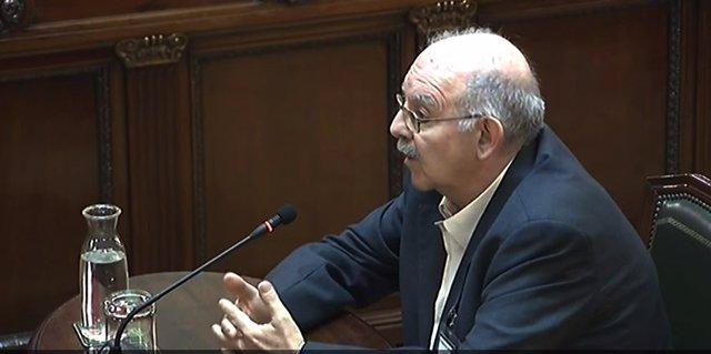 Archivo - Arxiu - L'alcalde amb Esquerra Republicana (ERC) de Callús (Barcelona), Joan Badia