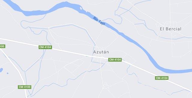 Imagen de Azután en Google Maps