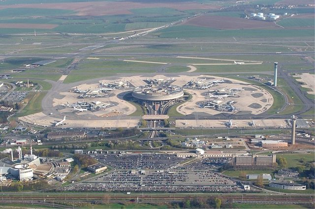 Archivo - Aeropuerto de París-Charles De Gaulle