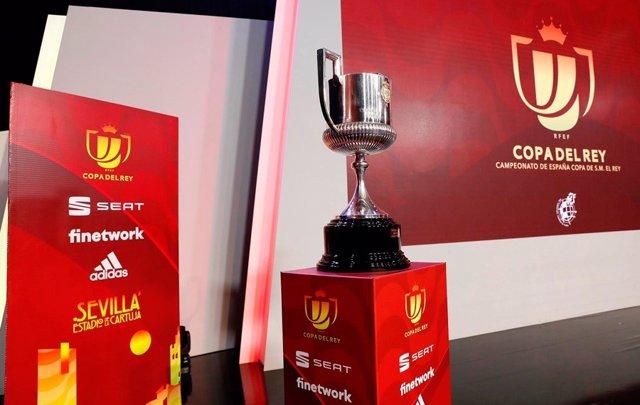 Archivo - Trofeo de la Copa del Rey