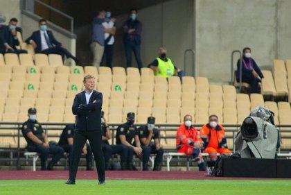 Koeman gana su primer título como entrenador del Barça y abre nuevo ciclo