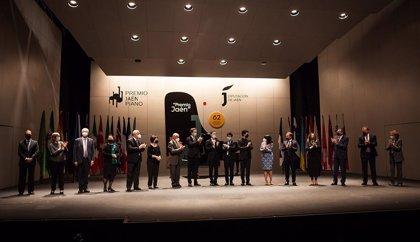 MásJaén.- El pianista ruso Valentin Malinin se impone en la 62ª edición del Premio Jaén de Piano de la Diputación