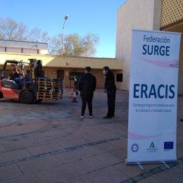 La Federación Surge impulsa la Eracis de Huelva acompañando a 120 onubenses en su de inserción sociolaboral.