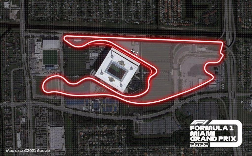 El Gran Premio de Miami se unirá al calendario de la Fórmula 1 en 2022