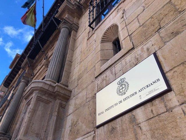 Archivo - Sede del Real Instituto de Estudios Asturianos (Ridea)