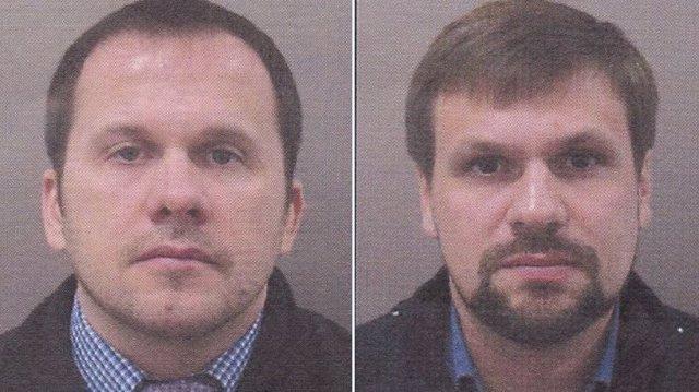 Alexander Petrov i Ruslan Boshirov, sospitosos de l'atemptat contra el magatzem de Vrbetice