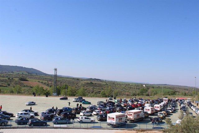 Caravana de empresarios de la provincia de Guadalajara organizada por CEOE-Cepyme