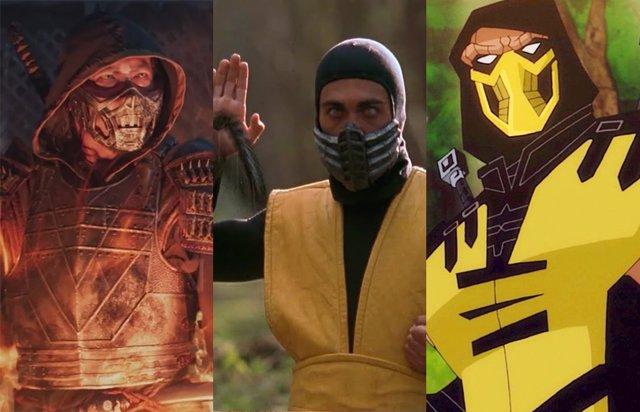 Todas las series y películas de Mortal Kombat, ordenadas de peor a mejor