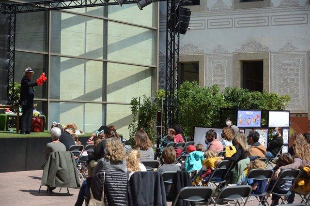 Activitats del festival 'Món Llibre' a Barcelona aquest cap de setmana