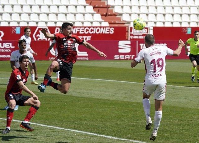 Albacete - Mirandés