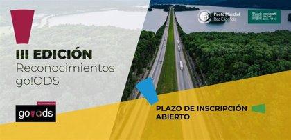 Pacto Mundial de Naciones Unidas España y Fundación Rafael del Pino lanzan la III convocatoria de Reconocimientos go!ODS