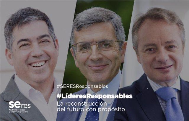 EMEA y Grupo Mutua Madrileña en la vigésimo cuarta edición de #LíderesResponsables de Fundación SERES.