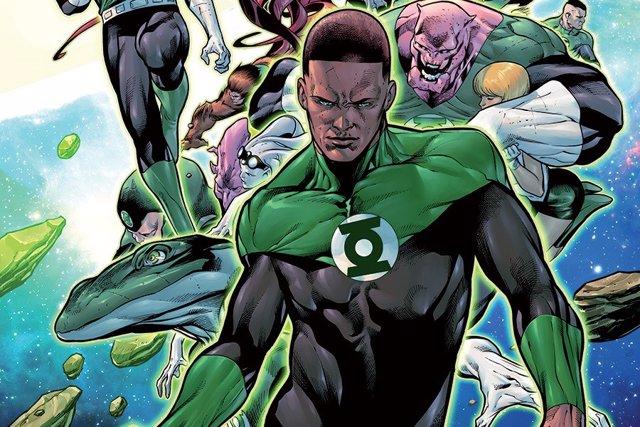 Zack Snyder confirma el actor que iba a ser Green Lantern en el Snyder Cut de Liga de la Justicia