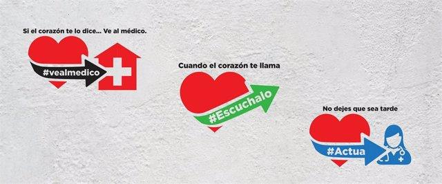 Campaña #VeAlMédico.