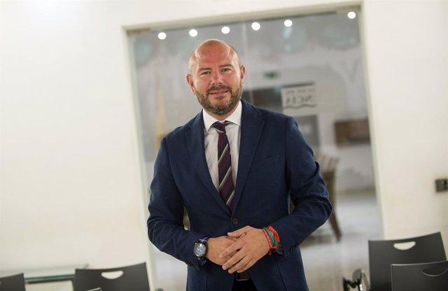 El president de la Diputació de València, Toni Gaspar