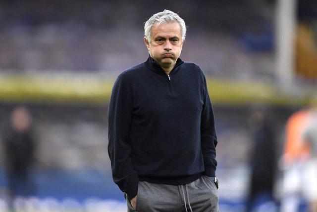 Arxiu - José Mourinho.