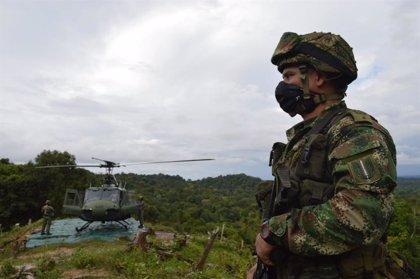 Colombia.- Colombia denuncia el robo de los cadáveres de 14 supuestos disidentes de las FARC abatidos en un operativo