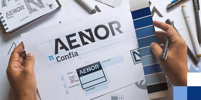 Archivo - Aenor lanza una nueva estrategia de marca basada en la creación de confianza en la sociedad