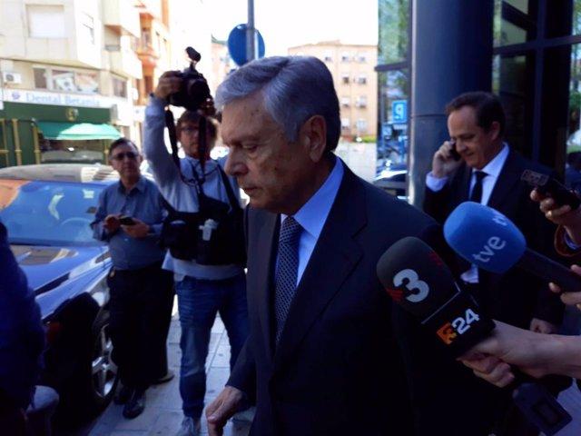 Archivo - Arxiu - L'expresident de la CAM, Modesto Crespo