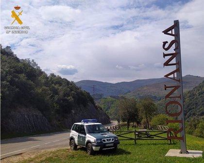 Denunciadas 40 personas de otras comunidades que estaban de turismo en Cantabria