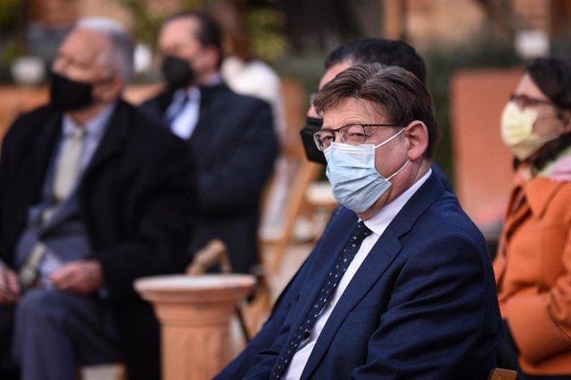 El presidente de la Generalitat Valenciana, Ximo Puig, en una imagen de archivo