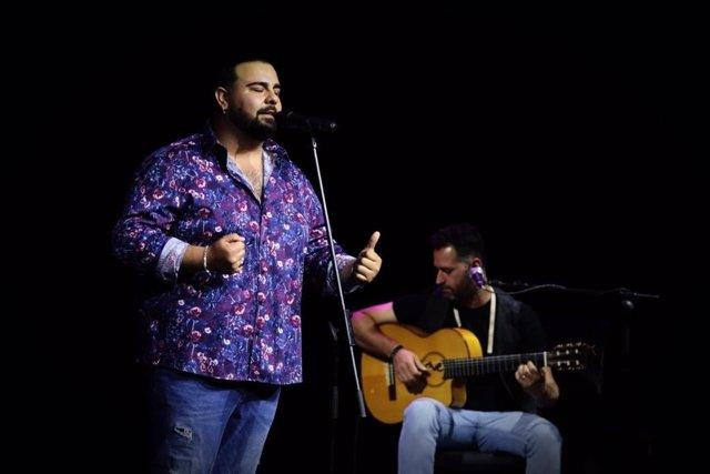 Rafael Ruiz 'El Bomba' actuó este fin de semana en Alcalá de Guadaíra con su espectáculo 'Tesoros prestados'.
