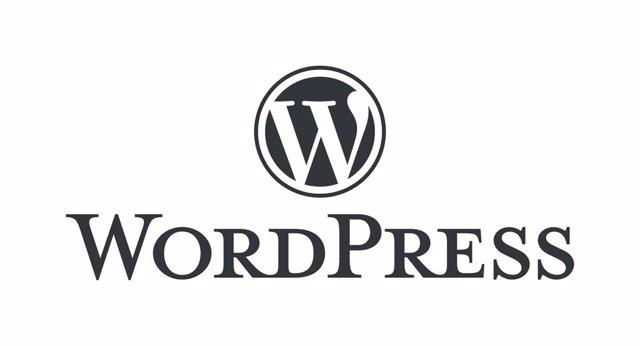 Logo de WordPress.