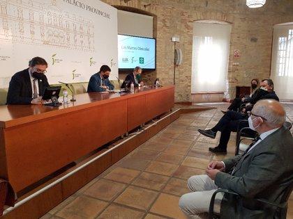 MásJaén.- Un ciclo de conferencias abordará acciones prioritarias que debe afrontar el sector oleícola jiennense