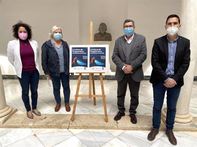 Vélez-Málaga conmemora el aniversario del nacimiento de María Zambrano con la lectura de fragmentos de poemas