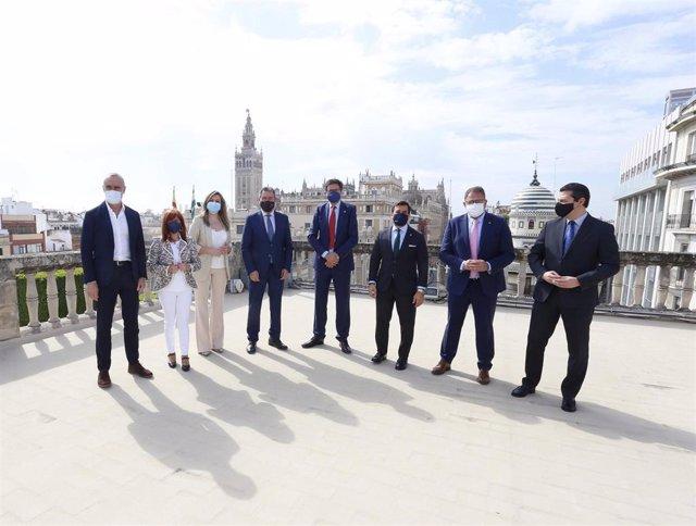 Reunión Grupo Ciudades Patrimonio de la Humanidad