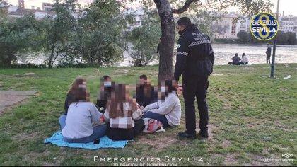 CIS.- Más del 83% de españoles cree que el consumo de alcohol en los jovenes es un problema bastante o muy importante