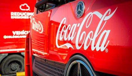 EEUU.- Coca-Cola reduce un 19% su beneficio en el primer trimestre, pero eleva un 4,9% las ventas