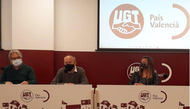 """Saéz (UGT PV) defiende la ampliación del puerto como una """"infraestructura imprescindible"""" para la economía valenciana"""