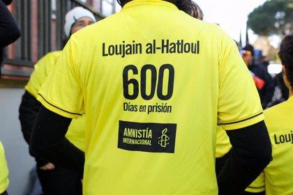 La activista saudí Lujain al Hazlul es galardonada con el Premio Václav Havel