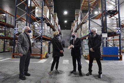 La demanda a los bancos de alimentos de Catalunya aumenta un 30%